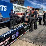 Brittany Force pre-season NHRA interview