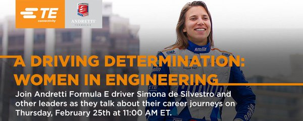 A Driving Determination: Women in Engineering
