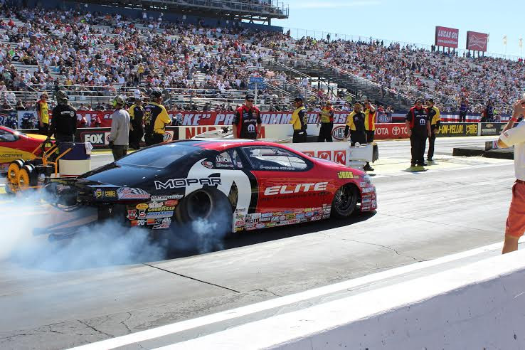 Slow start for Erica Enders in Pomona