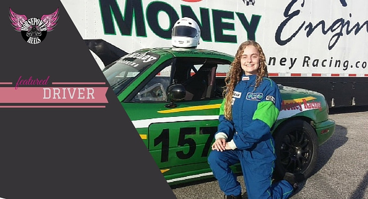 Driver Feature: Rachel Kullman
