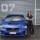 Subaru Australia returns to Rally with Molly Taylor