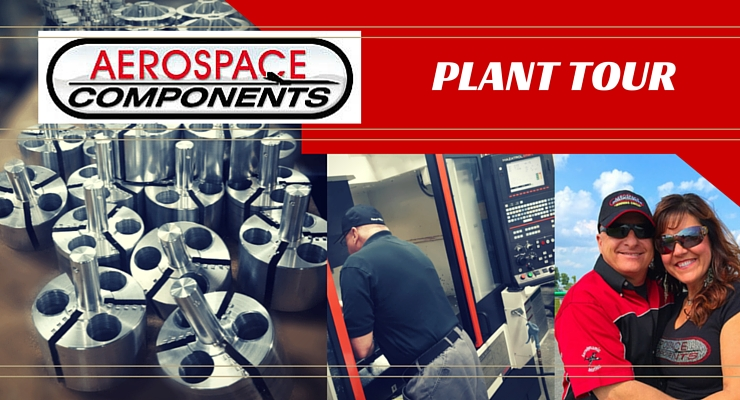 Behind the Scenes with Aerospace Components
