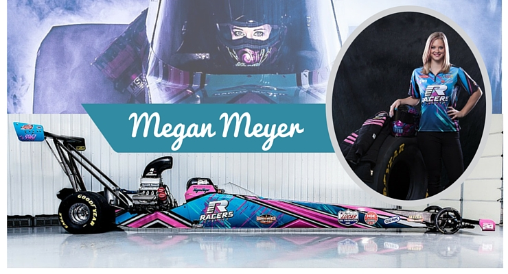 Megan Meyer debuts Racer Evolved TAD