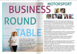 Motorsports Business Round Table - E Racing