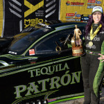 Fourth career win for Alexis DeJoria in Vegas