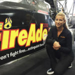 Leah Pritchett Racing in Charlotte