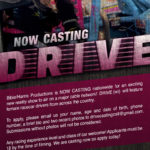 Casting Call:  DRIVE | Women in Racing