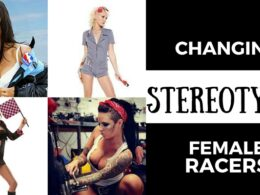 STEREOTYPES of female racers