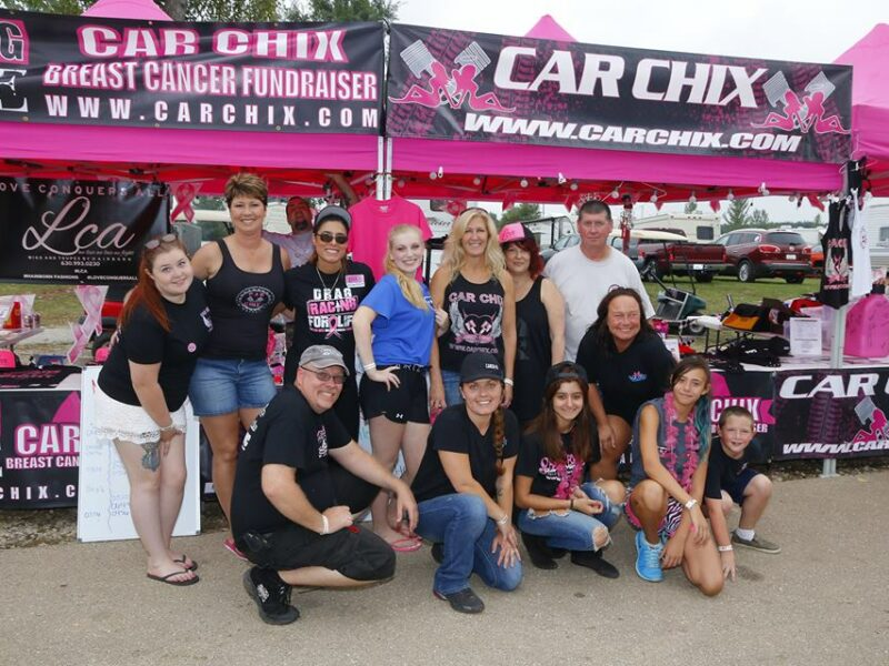 Car Chix Ladies Only Drag Race
