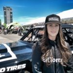 Successful Stadium SUPER Truck debut for Sara Price