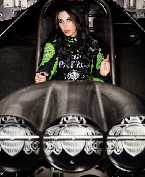 Alexis DeJoria Appearance at Gino's East