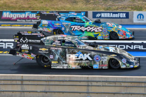 Courtney Force finishes second in Denver