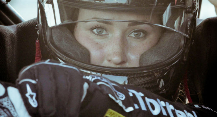 Sara Price - First Female in Stadium SUPER Trucks