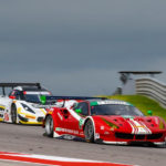 Christina Nielsen poised for GTD championship