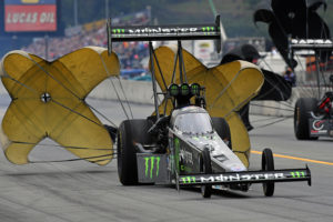Brittany Force finishes Runner Up at Maple Grove