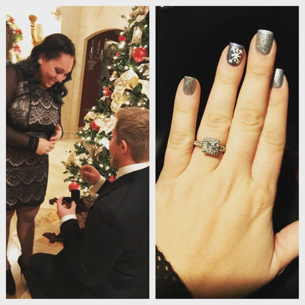 Newly Engaged Mia Tedesco