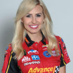 Courtney Force teams with Advance Auto for 2017