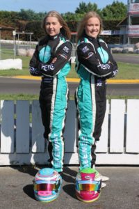 Stewart Sisters Racing - Ashleigh and Madeline