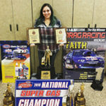 Stellar year for NHRA hotshoe Mia Tedesco
