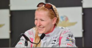 Pippa Mann returning to Indy 500