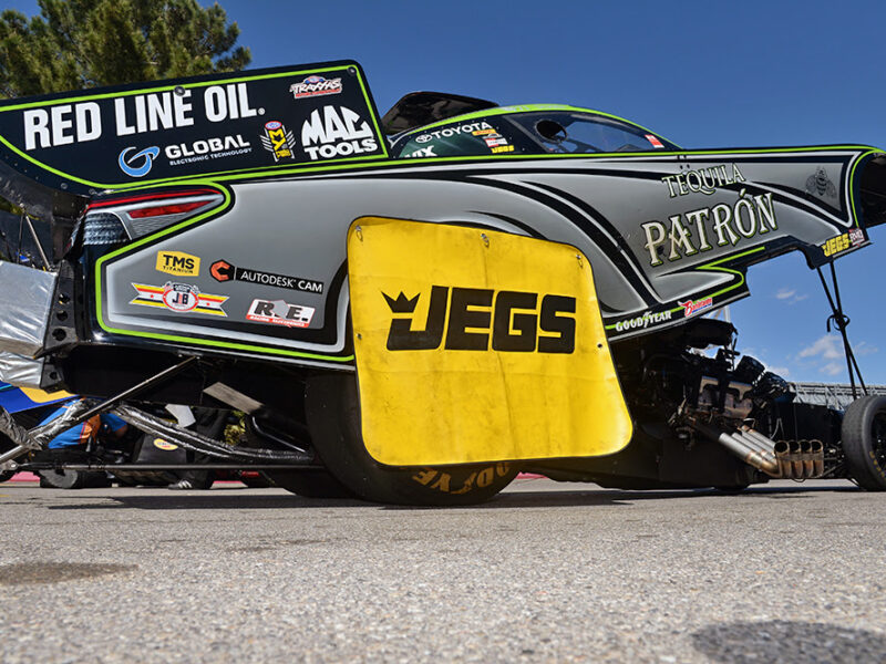 Round 2 loss for Alexis DeJoria