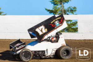 Harli White at the Fred Brown Classic