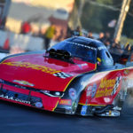 Courtney Force focused for Mile High
