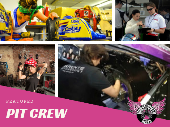 FEATURED PIT CREW
