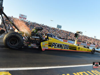 Leah Pritchett, Top Fuel Dallas