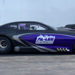 Melanie Salemi New Car Debut